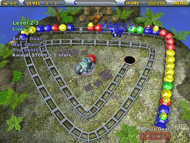 Chameleon Gems Screenshots