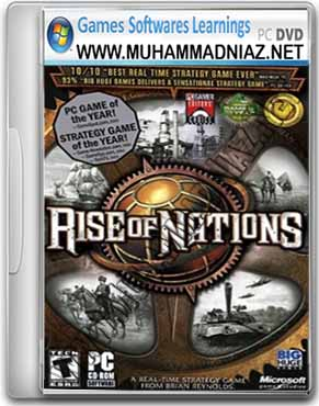 Rise of Nations Game Cover