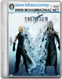 Final Fantasy vii Game Cover