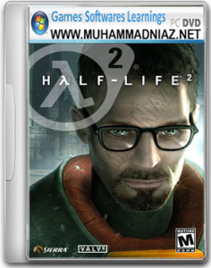 Half Life 2 Game Cover