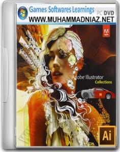Adobe illustrator Software Cover