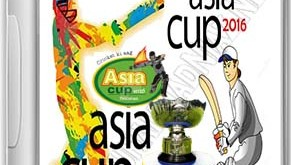 Asia Cup 2016 Cricket game Cover