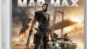 Mad Max 2015 Game Cover