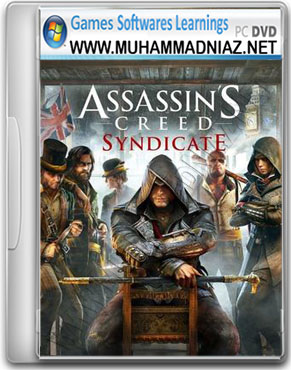 Assassin's Creed Syndicate Game Cover
