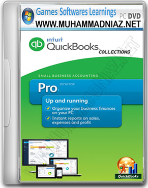 QuickBooks Pro Collections Cover