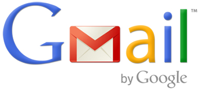 Gmail logo by Google