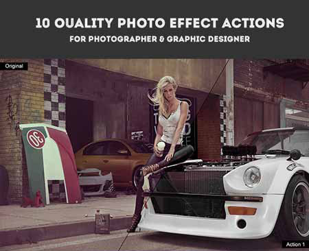 10 Quality Photo Effect Cover