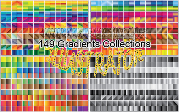 Gradients 149 Collections Cover