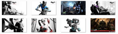 Batman Arkham City Theme Preview