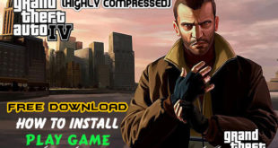 GTA 4 Installation Cover