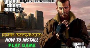 GTA 4 Installation Cover