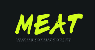 Meat Font Preview