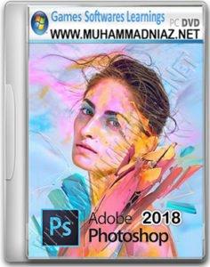 Adobe Photoshop 2018 Cover