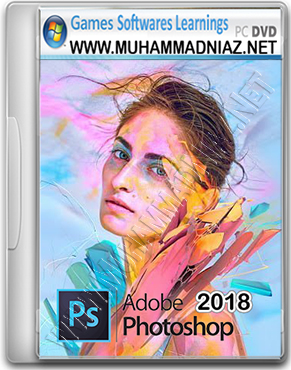 Adobe Photoshop 2018 Cover