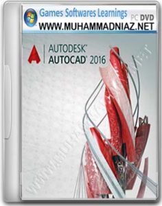 Autodesk AutoCAD 2016 Cover