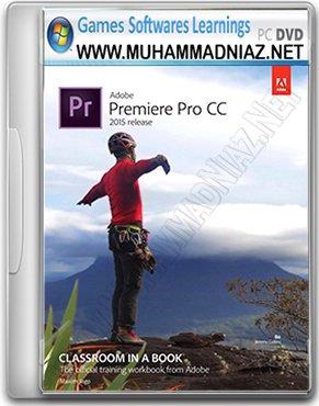 Adobe Premiere Pro CC 2015 Cover