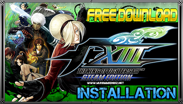 The King of Fighters XIII Steam Edition Cover