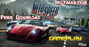NFS Rivals Installation Cover