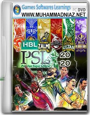 HBL PSL 5 2020 Cover