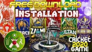 Pakistan Super League 2020 Cover