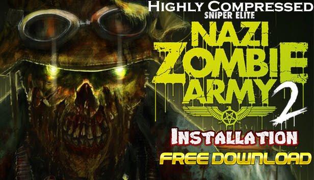 Nazi Zombie Army 2 Installation Cover