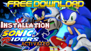 Sonic Riders Game Cover