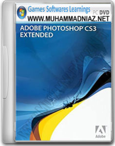 Photoshop CS3 extended Cover