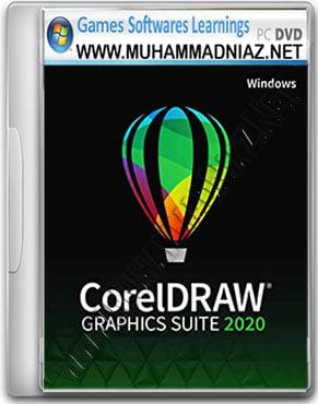 CorelDRAW 2020 Cover