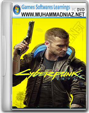 Cyberpunk 2077 Game Cover