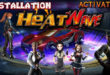 Heat wave PC Game Cover