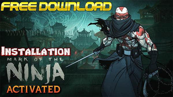 Mark of the Ninja Special Edition Game Cover