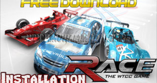 Race – The Official WTCC Game Cover