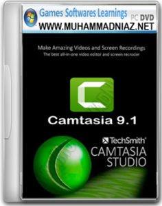 Camtasia Studio 9 Cover