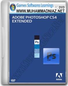 Adobe Photoshop CS4 Cover