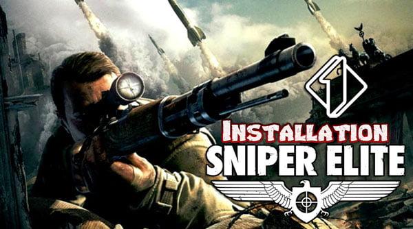 Sniper Elite 1 Game Cover