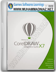 CorelDRAW Graphics Suite X7 Cover