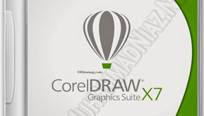 CorelDRAW Graphics Suite X7 Cover
