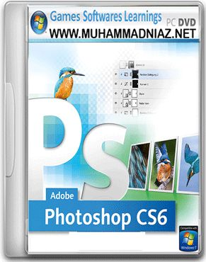 Photoshop CS6 Extended Cover