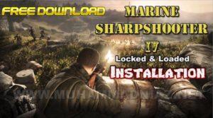 Marine Sharpshooter 4 Cover